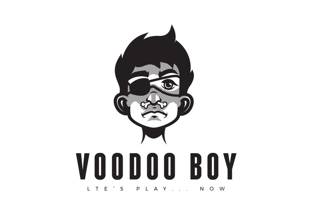 voodoo boy logo design
