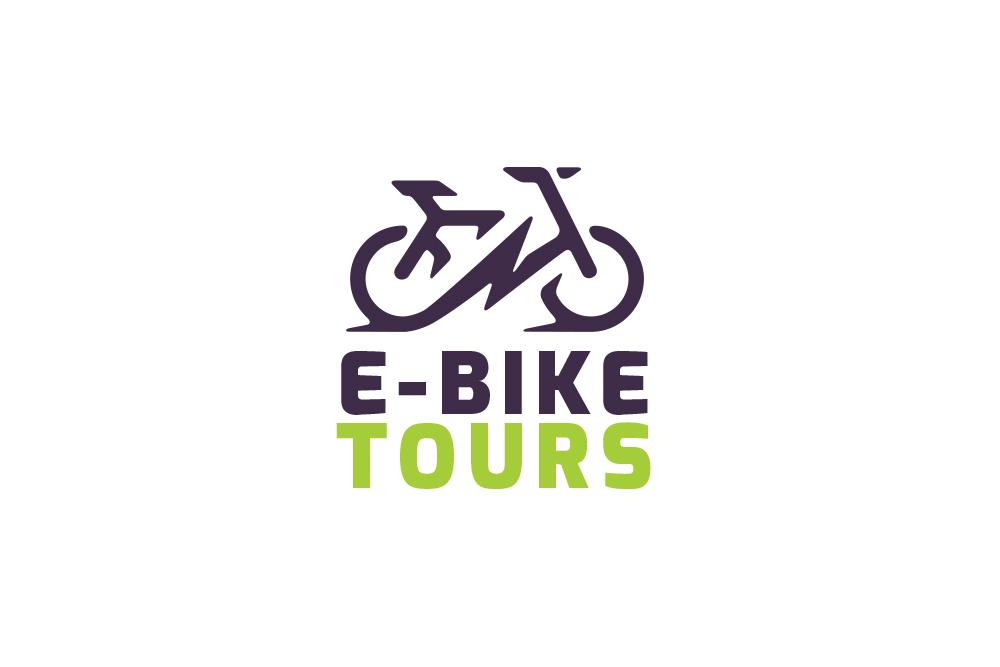 e-bike logo design