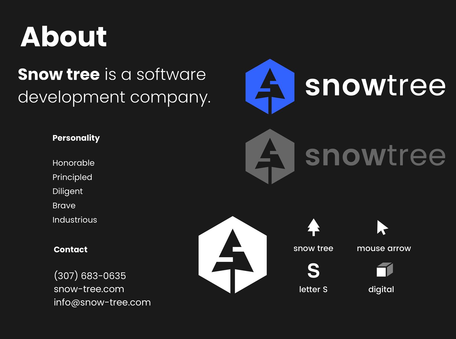 snowtree brand id
